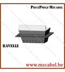 Brasier pour poêle à pellets Ravelli - RAVELLI