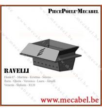 Brasier pour poêle a pellets Ravelli - RAVELLI