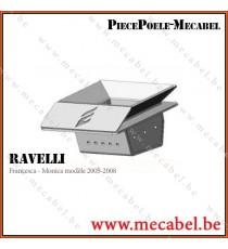 Brasier pour poêle à pellets Ravelli Monica - RAVELLI