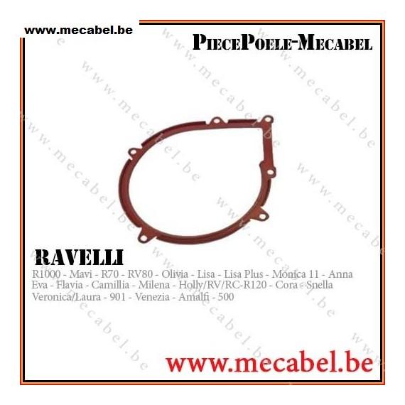 Joint extracteur fumées 6 trous - RAVELLI