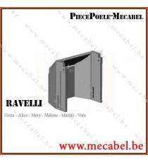 Kit vermiculite Firex 600 - RAVELLI