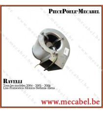 Ventilateur centrifuge D2e097 - E8M - RAVELLI