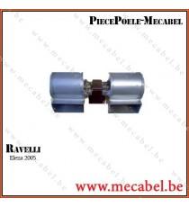 Ventilateur double - RAVELLI