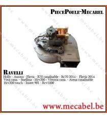Ventilateur ambiance - RAVELLI