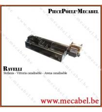 Ventilateur ambiance QLN65-3000 - RAVELLI
