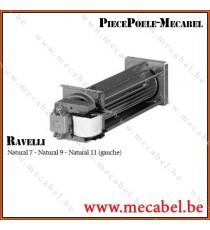 Ventilateur ambiance QL4/1500-2112 - RAVELLI
