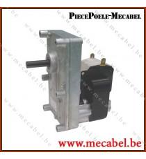 Motoréducteur MELLOR 8 RPM - série T3, alimentation 220VCA