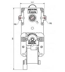 Motoréducteur KENTA 3 RPM