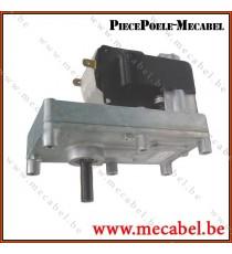 Motoréducteur MELLOR 2 RPM, série T3 alimentation 220VCA