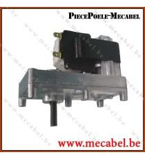 Motoréducteur MELLOR 1 RPM, série T3 alimentation 220VCA