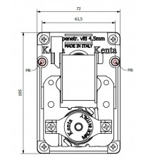 Motoréducteur KENTA 5 RPM