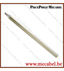 Résistance diamètre 10,2 mm sans raccord - Longueur 155 mm