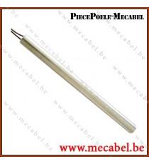 Résistance diamètre 10 mm sans raccord - Longueur 140 mm