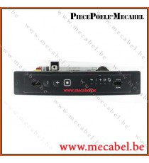 Display LCD Extraflame pour Angela - Mecabel