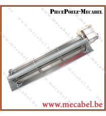 Ventilateur ambiance Extraflame - Mecabel
