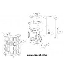 Poêle à pellet MATILDE - Ravelli