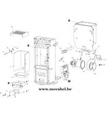 Poêle à pellet VELA 9 - Ravelli
